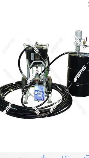 Graco Extreme X-70 Complete Spray Rig for Sale in Montgomery, TX