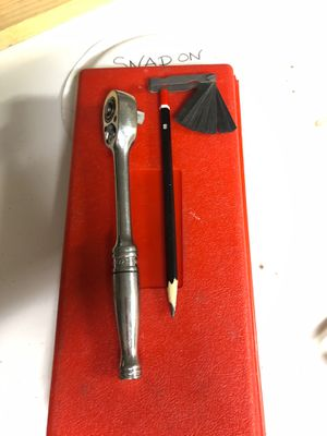 Snap-On Ratchet 3/8 drive for Sale in Riverside, CA
