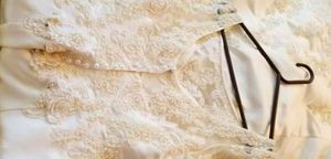 Couture wedding dress size 14 for Sale in Summerfield, NC