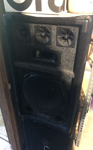 Speakers Audiotek prosounds for Sale in Brockton, MA