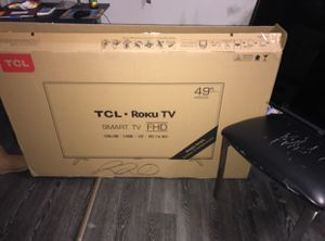 TCL Roku TV for Sale in Fort Washington, MD