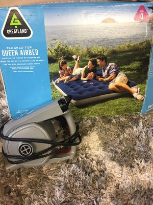 Queen size air mattress for Sale in Commack, NY