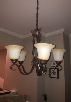 Hanging light fixture for Sale in Sterling, VA