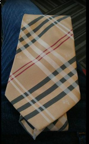 Mens Burberry tie for Sale in Denver, CO