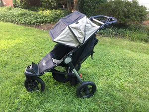 Baby Jogger City Classic Stroller with Lots of Extras for Sale in Chevy Chase, MD