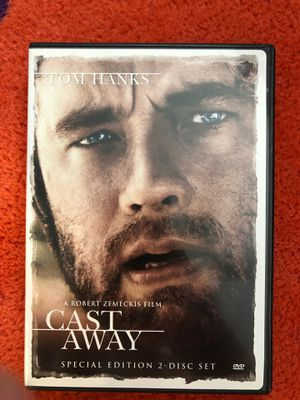 Tom Hanks Cast Away 2 disc edition for Sale in Indian Trail, NC