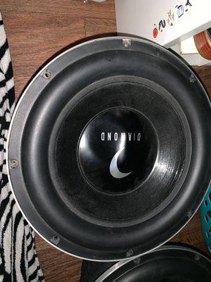 """Diamond audio pro HP 12 12"""" for Sale in Chula Vista, CA"""