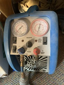 Freon recovery machine. Refrigerants. R-22 & 410 for Sale in Las Vegas,  NV