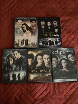 5 twilight movies for Sale in Buena Park, CA