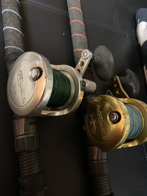 2 FISHING RODS —PHENIX ABYSS 808 8'0 for Sale in San Rafael, CA