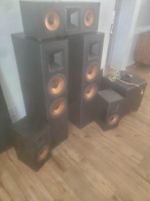 Surround sound speakers for Sale in Orlando, FL