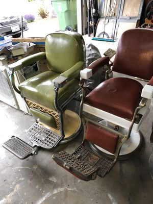 Barber chairs for Sale in Walnut Creek, CA