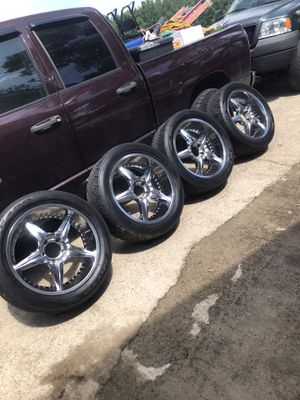 22 rims 5 lugs for Sale in Springfield, TN