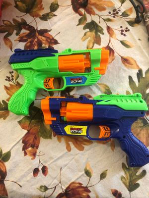 Nerf guns kids toy for Sale in Los Angeles, CA