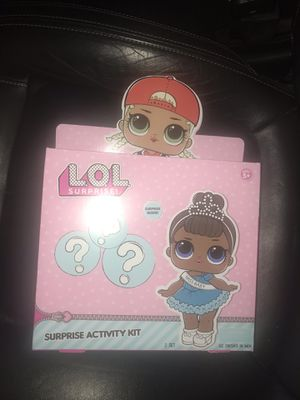 Brand new lol surprise activity kit for Sale in Sacramento, CA