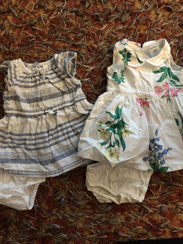Carters Newborn Dresses