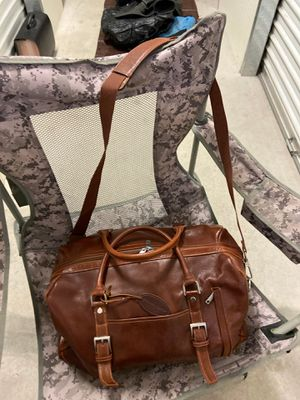 Wilson's Leather Duffle Bag for Sale in Las Vegas, NV