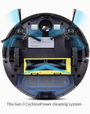 ILife Robotic Vacuum Cleaner Model A4 WiFi Connected for Sale in Las Vegas, NV