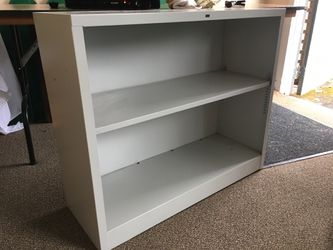 Metal office shelving unit for Sale in Mercer Island,  WA