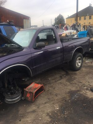 1998 Tacoma 4cyl 4wh parting out parts only!! for Sale in Denver, CO