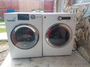Lavadora y secadora 24 pulgadas de uso General Electric como nuevas for Sale in Miami, FL
