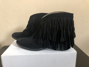 Qupid Black Ankle Booties for Sale in Sacramento, CA