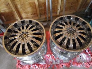 Chrome Rims for Sale in Saginaw, MI