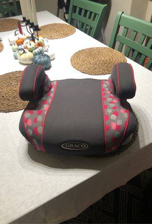 Graco Booster Seat for Sale in Fort Worth, TX