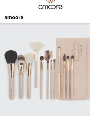 amoore a set of make brushes. brand new for Sale in North Potomac, MD