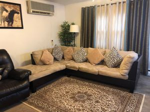 Sectional sofa SOLD❌ for Sale in Trenton, NJ