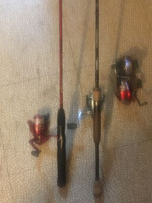 Fishing poles for Sale in Arlington, TX