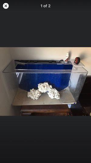 50 gallon fish tank sea clear for Sale in Florence, KY