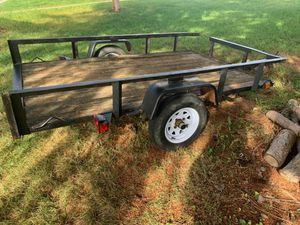 5x8 trailer no title for Sale in Irwin, PA