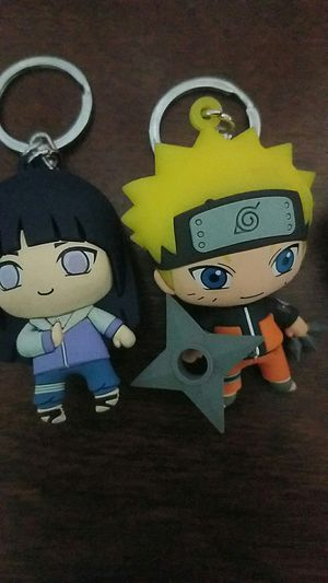 Naruto Themed Keychains for Sale for sale  Bronx, NY