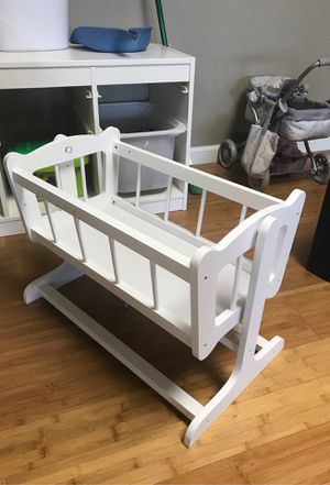 Baby doll crib for Sale in Vancouver, WA