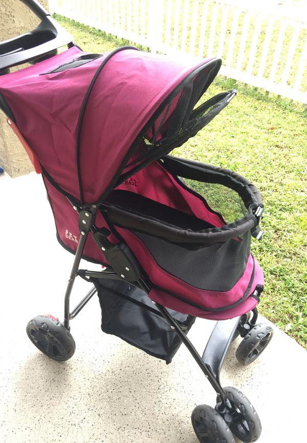 Dog or cat stroller