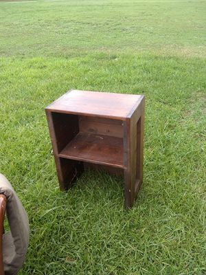Small wooden book shelf for Sale in Nashville, NC