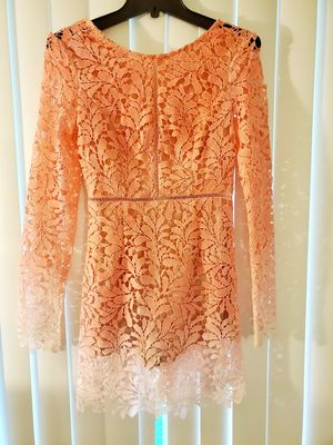 Lace dress Pink Small size for Sale in Carnegie, PA