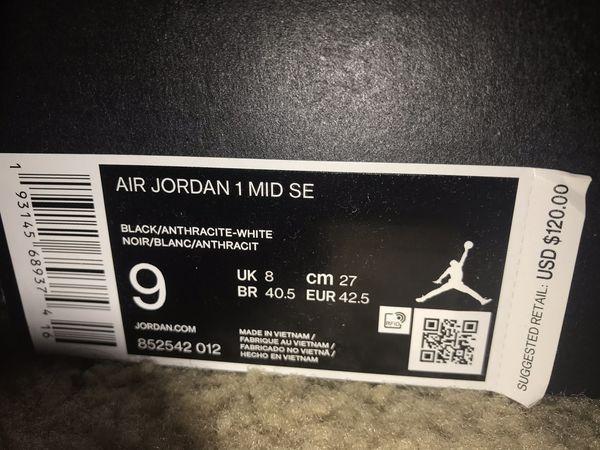 Jordan 1 Mid Se (9)