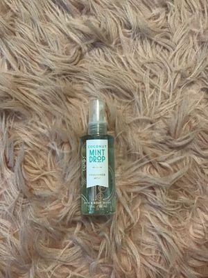Bath & Body Works coconut mint drop fragrance mist for Sale in St. Louis, MO