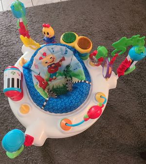 Baby Einstein jumper with 7 activities/ toys for Sale in Pembroke Park, FL