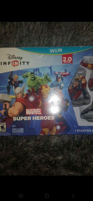 Disney infinity Wii u for Sale in Spanaway, WA