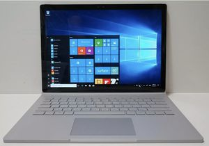 """Surface Book 13"""" i7/8/256gb with dock, mouse, pen for Sale in Syracuse, NY"""