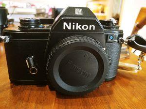 Nikon EM film camera\make an offer for Sale in Deltona, FL