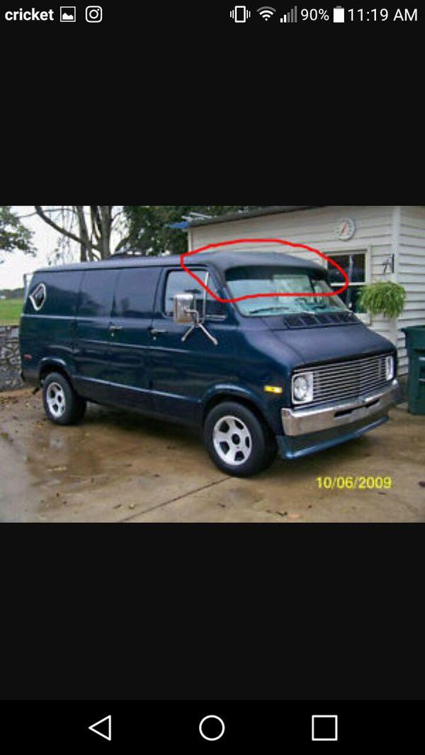 Dodge Plymouth 70-93 Fiberglass Custom Van Sun Visor for Sale in ... 5d67448253e