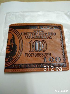 Mens wallets. New for Sale in Auburndale, FL