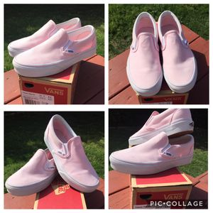 Girls Pink Vans New Size 5.5 for Sale in SEATTLE, WA