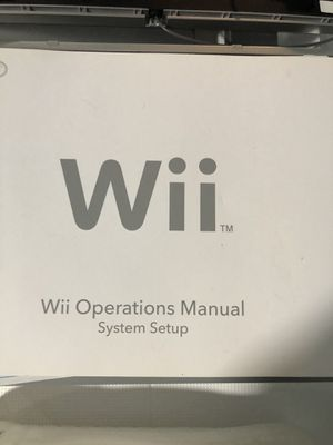 Wii for Sale in Sea Cliff, NY