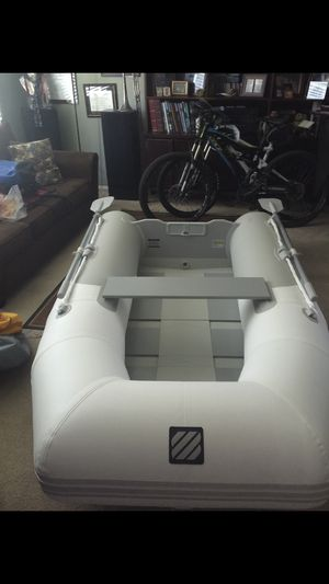 Inflatable boat for Sale in Lodi, CA