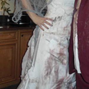 Halloween Wedding Dress for Sale in Philadelphia, PA